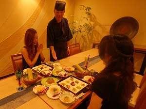 【美活!女子旅応援】女性の憧れぷるるんディナー「艶美お重盛り」付プラン