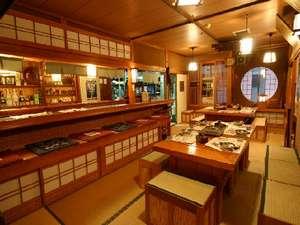 灯りの宿 まつだ荘の ≪季節の魚介 刺身盛りコース≫ 1泊2食付プランです。