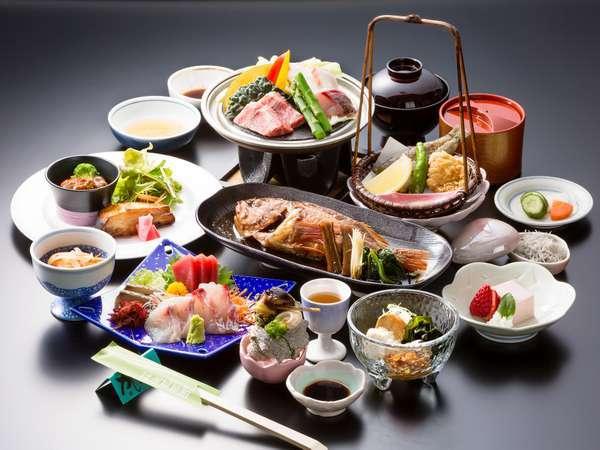 【じゃらん限定】お魚食べたい!『海づくし親潮料理』&古代のロマン!『カンブリアの湯』を満喫♪