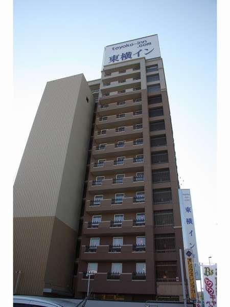 東横イン豊橋駅東口の外観