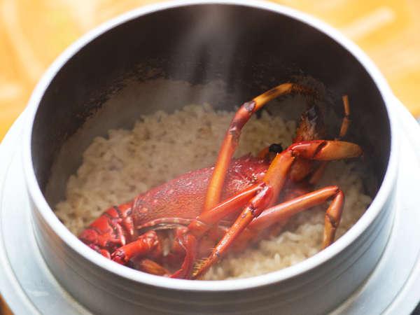 【房州海老祭-第2弾】夕食は〈房州海老お造り〉朝食は〈房州海老ごはん〉 朝も夜も房州海老尽くし♪