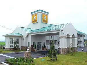 ファミリーロッジ旅籠屋・新潟南店の外観