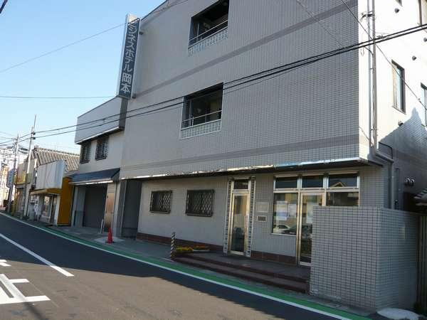 ビジネスホテル岡本越谷店