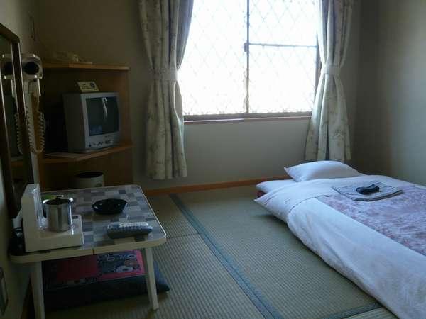 和室シングルルーム素泊まりプラン