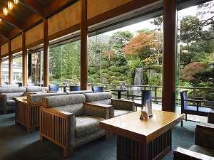 【平日限定秋の謝恩プラン♪】日本庭園広がるラウンジで秋の夜長満喫★エクストラコールドの特典付!