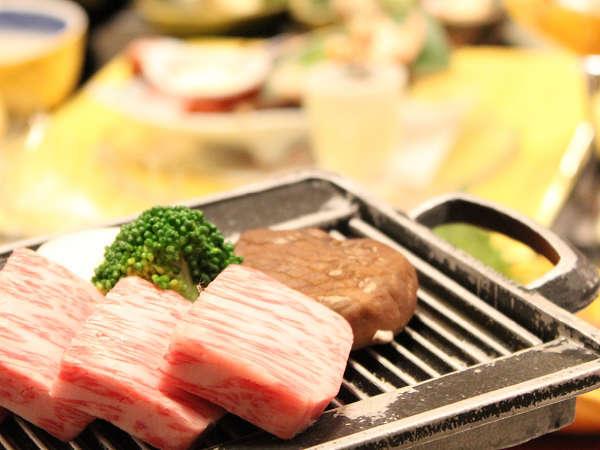 【温かい飛騨の会席プラン】飛騨牛と季節の食材を楽しむ料理茶屋「北乃寮」の和食会席付!