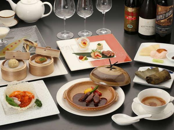 【飛騨食材を味わう中華ディナープラン】とろける飛騨牛付!食材の旨みを活かした水明館の中国料理♪