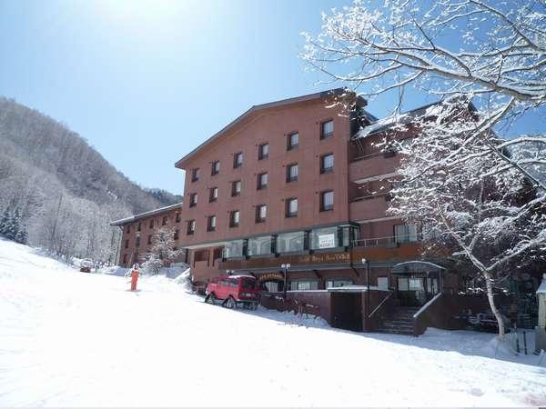 お待たせしました。Ski☆Snow board初すべり!スキーに感謝。雪に感謝。雪がなければキャンセル料無料*・