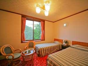 全室レイクビューの客室の一例