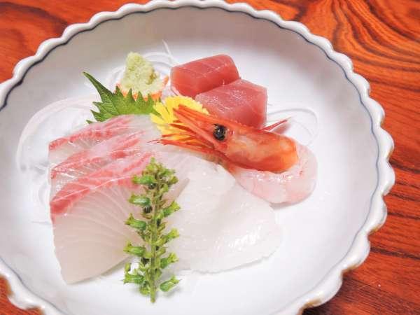 *【夕食一例】お刺身