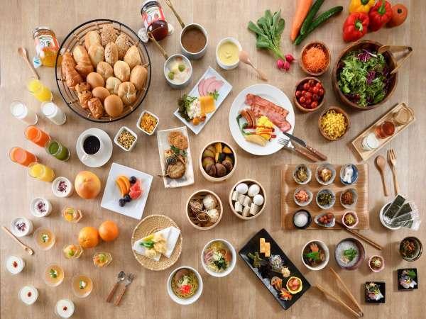 ボールドキッチン朝食イメージ