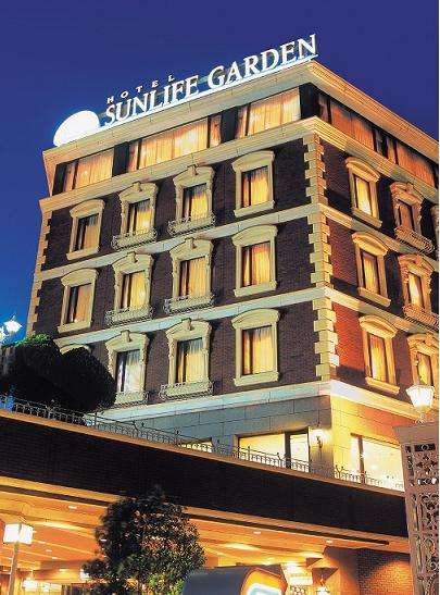 ホテルサンライフガーデン