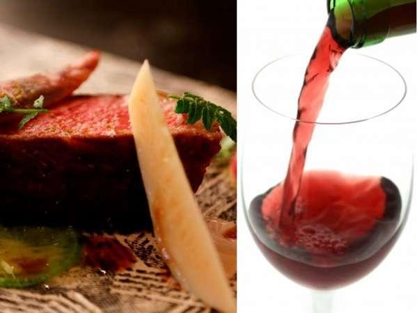 【厨×ワイン】総料理長 夏目とシェフ小松、ソムリエ平川による料理とワインの絶妙なペアリングを愉しむ