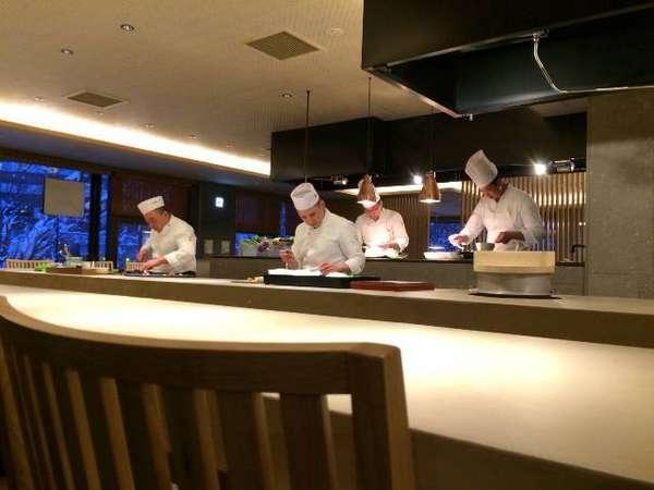 【厨×日本酒】北海道を代表する三酒造の銘酒を、旬のお料理とあわせてお愉しみいただくペアリングプラン