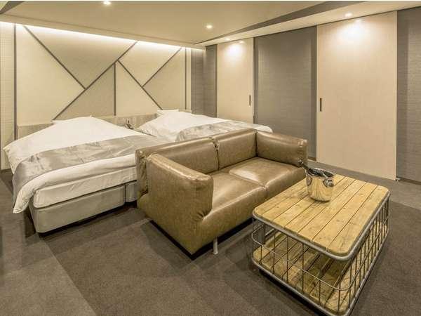 【じゃらん限定】45平米のプレミアムルーム&広々バスルームでお得に贅沢ステイ☆