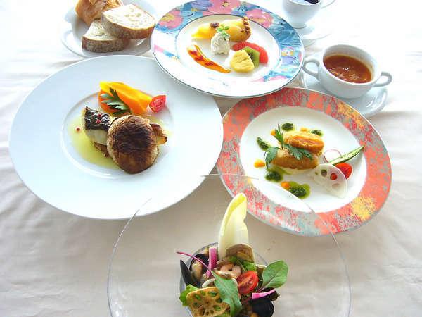 料理長おすすめ★季節の鮮魚ディナー★【相模湾の鮮魚と人気の三浦野菜を使ったコース】