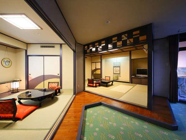 【V・I・Pプラン】WEB限定!最上階貴賓室で贅沢に寛ぐバイキングプラン