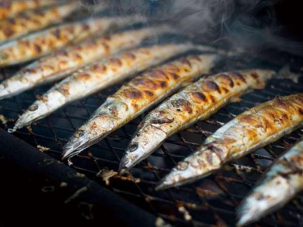 ◆10月~11月限定「秋サンマ定食」付◆ 大船渡直送のサンマを堪能 【 1泊2食付きプラン 】