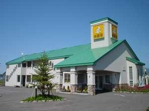 ファミリーロッジ旅籠屋・秋田六郷店の外観