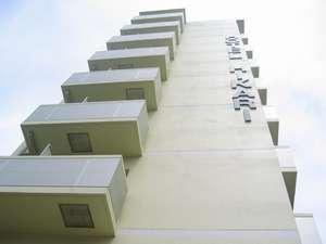 ホテルヒカリの外観