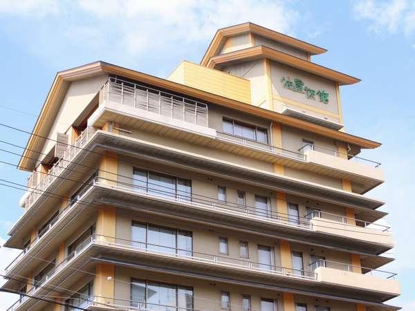 諏訪湖が望める展望露天風呂の宿 油屋旅館