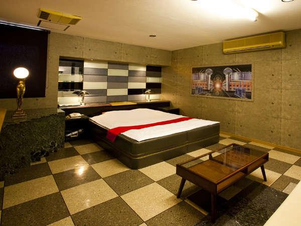 お部屋ごとにコンセプトが違います。どこになるかはお楽しみ・・・