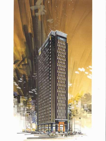 アパホテル新宿 歌舞伎町タワー