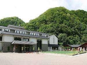ホテル函館ひろめ荘の外観