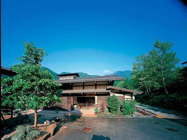 奥飛騨の宿故郷