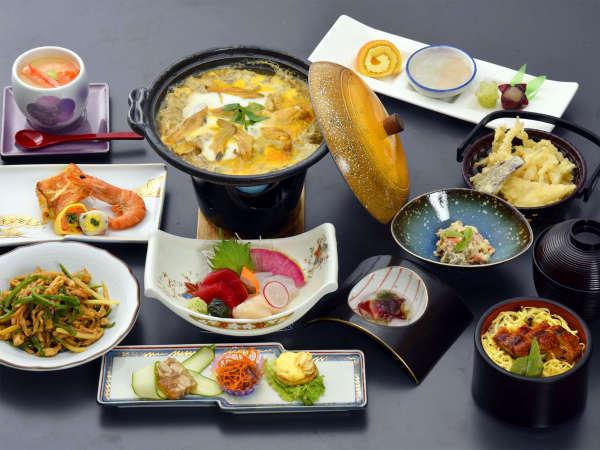 ◆茅花舞・雅◆~ほたるの夏!幻想的な風景とともに~全11品の基本プランはこちら♪(夕朝食付)