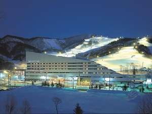 レースイの湯格安宿泊案内 ホテルマウントレースイ 今シーズン雪質最高のマウントレースイスキー場