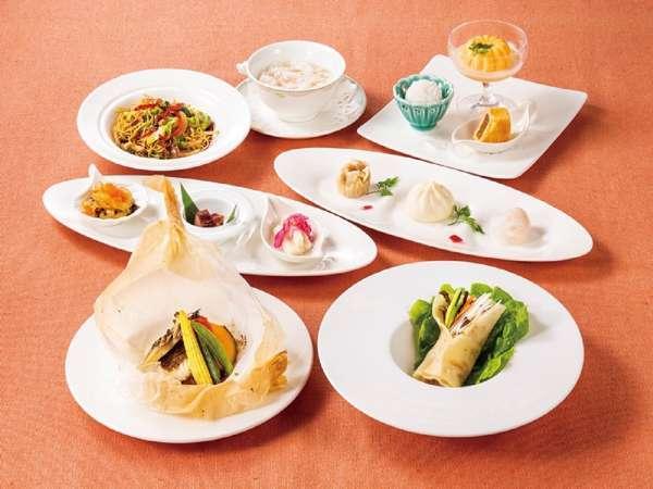女性におすすめ 中国料理<南園>プラン限定ディナー【椿(つばき)】付き(夕・朝食付)