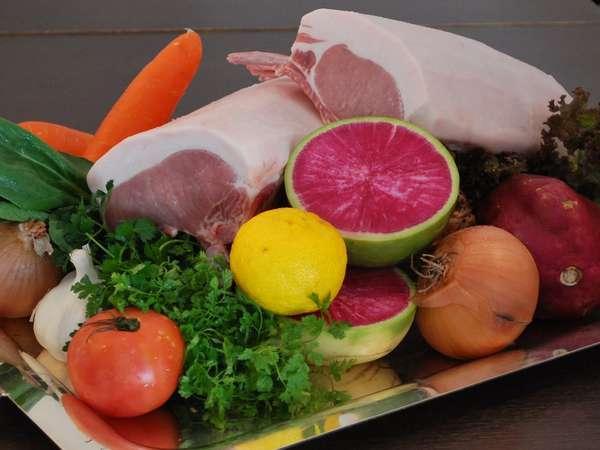 【シェフ一押し!!】糸島野菜・地元の新鮮魚介で作る、本格ブイヤベース 付