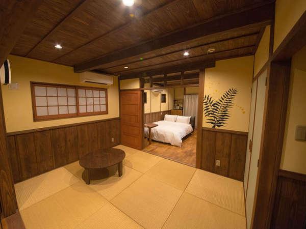 【1泊朝食付】1日1組様限定。伝統的な赤瓦の一棟貸しコテージ。露天風呂付き。【トーラ】