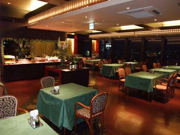 8Fレストラン「サンエース」