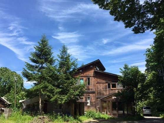 森の自然学校 森の宿