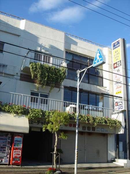 鵜方ビジネスホテル