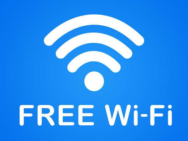 【無料Wi-Fi設備】
