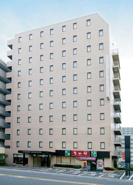 船橋第一ホテルの外観