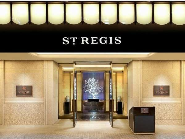 St.Regis Luxury Stay.