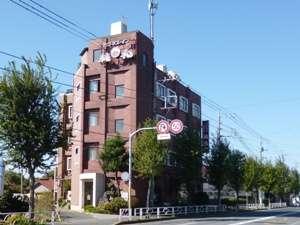 武蔵村山ビジネスホテル純和の外観