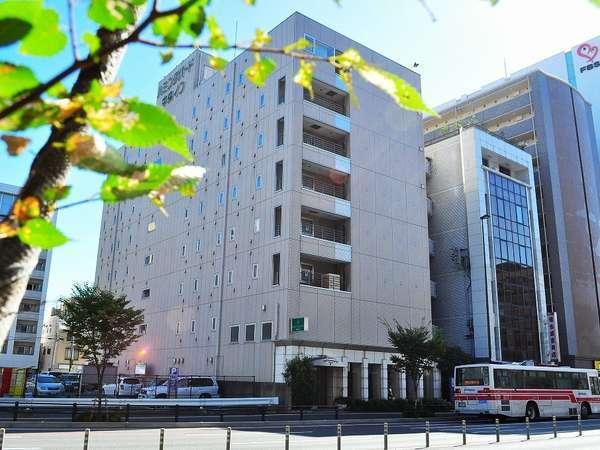 ベニキア カルトンホテル福岡天神の外観