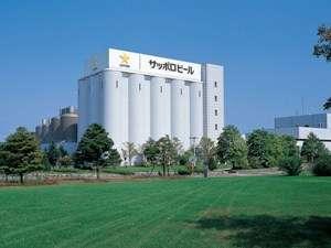 ≪サッポロビール北海道工場≫工場見学・夏にはパークゴルフ・ジンギスカンなど楽しみ満載。