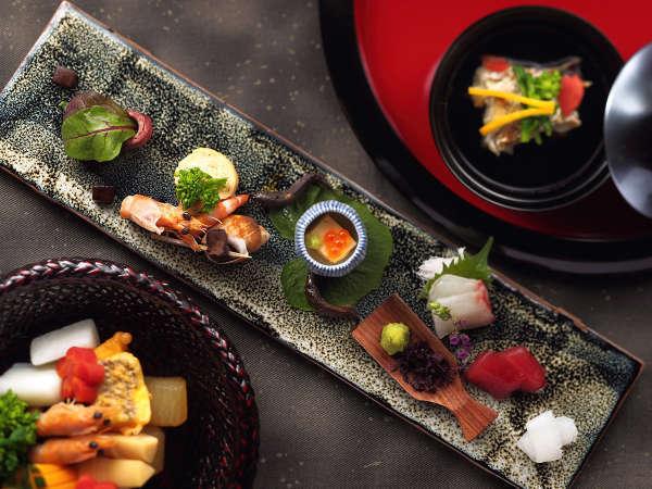 ・日本料理「石庭」
