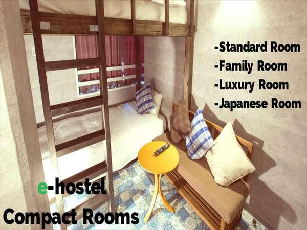 e-hostel心斎橋の写真その2