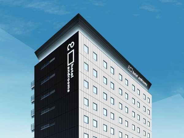 ホテルアンドルームス新大阪