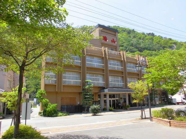 和らぎの宿 ホテル晴山