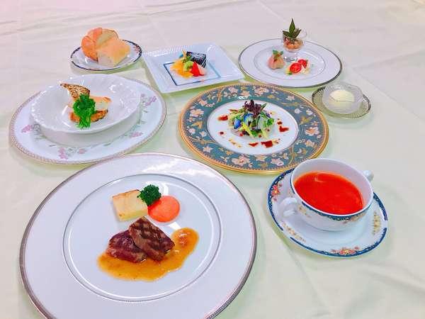 洋食フルコース堪能プラン 〜ちょっとリッチな気分を添えて〜