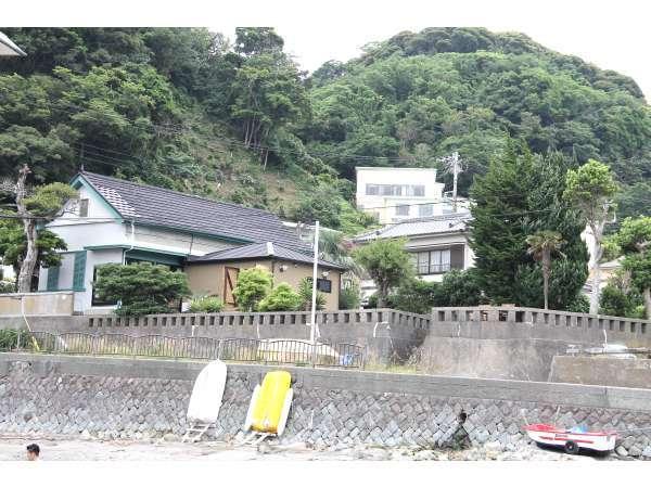 Hamabeのコテージ 銀の海