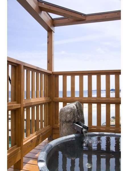 【貸切露天風呂付】 美肌の湯と海のごちそうでお・も・て・な・し